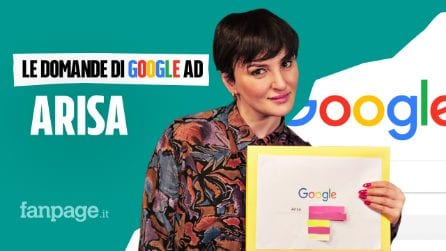 Arisa, Sincerità, Mi sento bene, rasata, età: la cantante risponde alle domande di Google