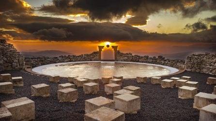 Il fascino mistico del Teatro Andromeda, l'opera visionaria del pastore siciliano Lorenzo Reina