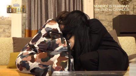 I video in anteprima della scelta di Teresa Langella: telecamere spente e poi le lacrime con Gemma