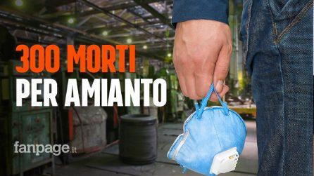 """300 morti per amianto nelle ex officine delle Ferrovie dello Stato a Bologna: """"Una strage di Stato"""""""