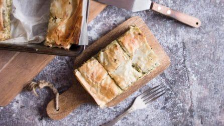 Spanakopita: la ricetta originale del rustico più saporito della cucina greca!