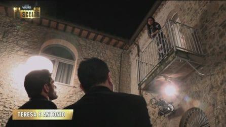 La serenata di Antonio a Teresa, canta Gigi Finizio
