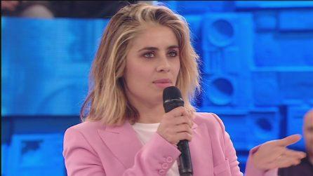 """Greta Scarano di """"Non mentire"""" ospite ad Amici"""