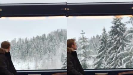 Il treno dei sogni: la vista è mozzafiato
