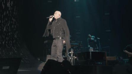 Eros Ramazzotti dà il via al tour da Monaco: ecco il video riassunto