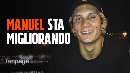 """Manuel Bortuzzo sta migliorando, lo ha confermato il padre: """"Sognavo mio figlio alle Olimpiadi"""""""
