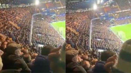Chelsea, i tifosi perdono la pazienza e intonano cori contro Sarri