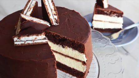 Torta pinguino: la torta che i vostri bambini ameranno