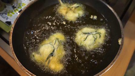 Frittelle di zucchine: croccanti e facili da preparare