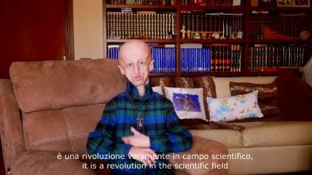 Progeria, Sammy Basso annuncia trattamento rivoluzionario: speranze per la cura