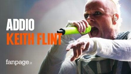 Morto suicida Keith Flint, il cantante dei Prodigy aveva solo 49 anni