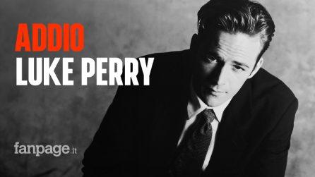 Morto Luke Perry a 52 anni. Il nostro Dylan di Beverly Hills 90210 era stato colpito da ictus