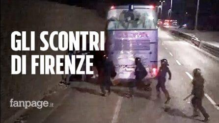 """L'autista del pullman: """"La polizia ha distrutto la porta e ha colpito i tifosi dell'Atalanta"""""""