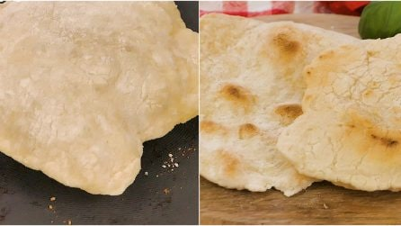 Balloon bread: crunchy and easy to make!