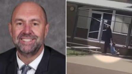Preside della scuola trascina un bambino a terra, per la polizia non c'è reato