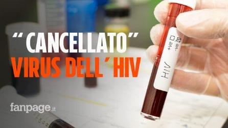 """AIDS, 'cancellato' HIV da paziente sieropositivo: """"Non c'è traccia del virus"""""""
