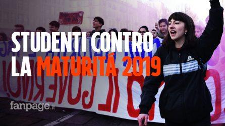 Studenti in sciopero contro la Maturità 2019: manifestazioni in 50 città italiane