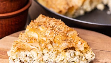 Borek: la ricetta della torta turca al formaggio!