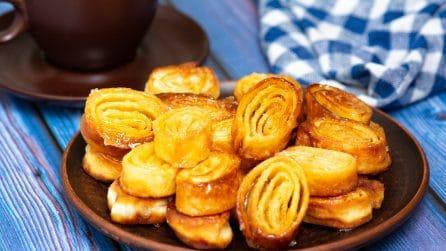 Tagliatelle fritte di Carnevale: la ricetta della tradizione passo dopo passo!