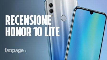 Recensione Honor 10 Lite, uno dei migliori smartphone economici in questo inizio 2019