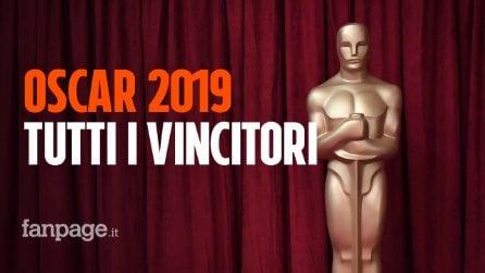 "Oscar 2019: Olivia Colman miglior attrice, ""Green Book"" miglior film, Lady Gaga da brividi"