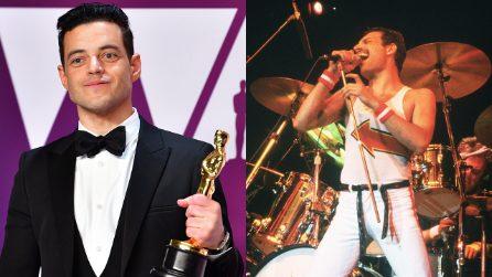 Da portapizza a premio Oscar: la storia di Rami Malek, il Freddie Mercury del film Bohemian Rhapsody
