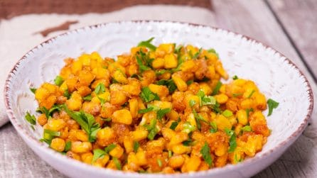 2 amazing recipes with corn!