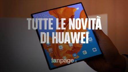 Smartphone pieghevole, 5G e nuovi MateBook: le novità di Huawei spiegate da Pier Giorgio Furcas