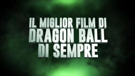 Dragon Ball Super: Broly - il trailer italiano