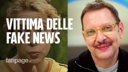 Tonio Cartonio: 'La bufala sulla mia morte mi creò problemi, è stata una delle prime fake news'