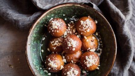 Gulam jamun: la ricetta indiana della palline soffici che vi conquisteranno!