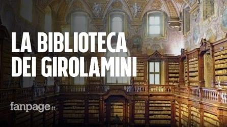 """Napoli, viaggio nella biblioteca dei Girolamini: """"Qui conserviamo anche libri proibiti"""""""