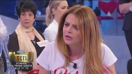 Uomini e Donne, scatta la solidarietà tra Ida Platano e Roberta Di Pauda