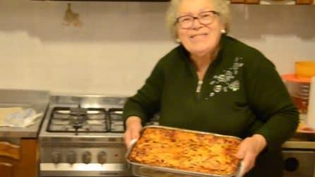 Lasagne al ragù di nonna Rosa: un piatto ricco di gusto