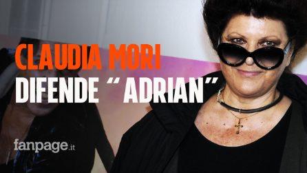 """Claudia Mori difende il marito Adriano Celentano: """"Adrian non è un fallimento, sono prevenuti"""""""