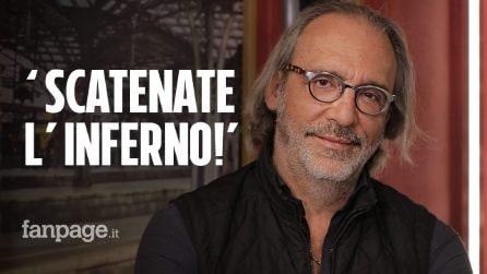 """Luca Ward tra musical, cinema e doppiaggio: """"Dopo 'Il Gladiatore' per strada mi chiamavano Ispanico"""""""