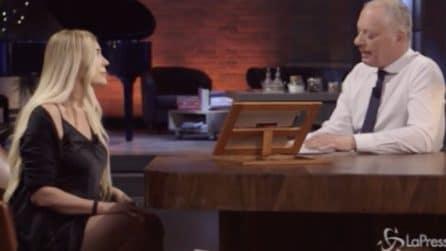 """Lory Del Santo: """"Concedersi per la carriera? Giusto se si ottiene qualcosa"""""""