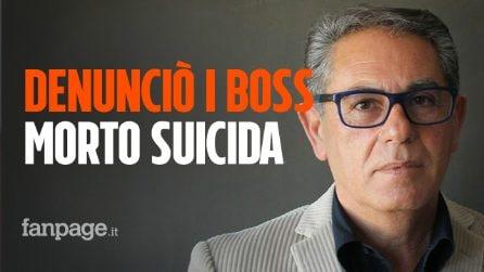 Gela, morto suicida Rocco Greco, l'imprenditore antiracket che denunciò i boss
