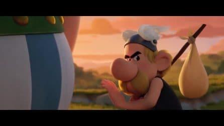 Asterix e il segreto della pozione magica: il trailer italiano