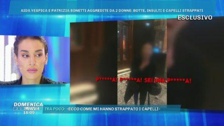 Patrizia Bonetti, il video dell'aggressione subita