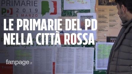 """Le primarie del Partito Democratico a Bologna: """"Morirò con una bandiera rossa sulla bara"""""""