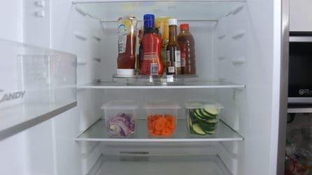 3 rapidi trucchetti per organizzare il vostro frigo!