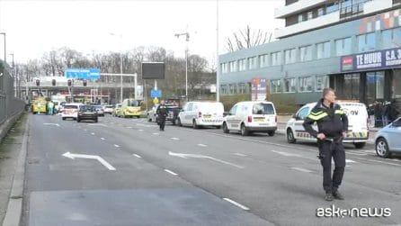 Utrecht, sale a 3 morti e 9 feriti il bilancio della sparatoria