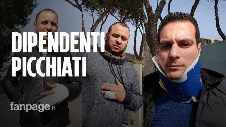 """Magazzinieri in sciopero picchiati dai vigilantes: """"Hanno usato manganelli e taser"""""""