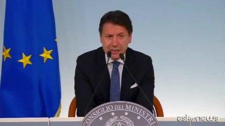 Conte: Su Tav unica strada è discuterne con Francia ed Europa