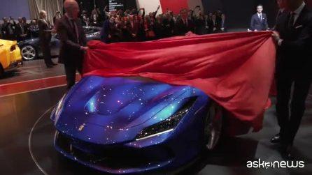 Le supercar più belle a Ginevra, da Ferrari F8 alla Lamborghini