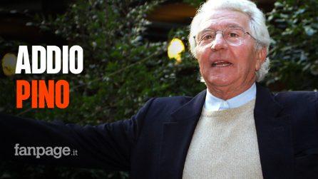 """Morto a Roma l'attore Pino Caruso, la moglie Marilisa Ferzetti: """"Se ne è andato sereno"""""""