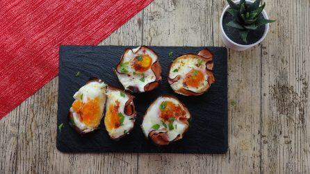 2 ricette sfiziose per cucinare le uova nello stampo per muffin!