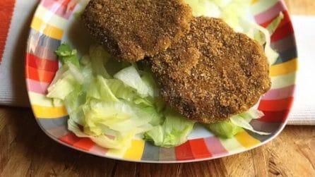 Cotolette di zucchine al forno: la ricetta irresistibile