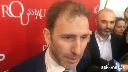 """Tav, Casaleggio (M5s): """"Io non penso ci sarà la crisi di governo"""""""